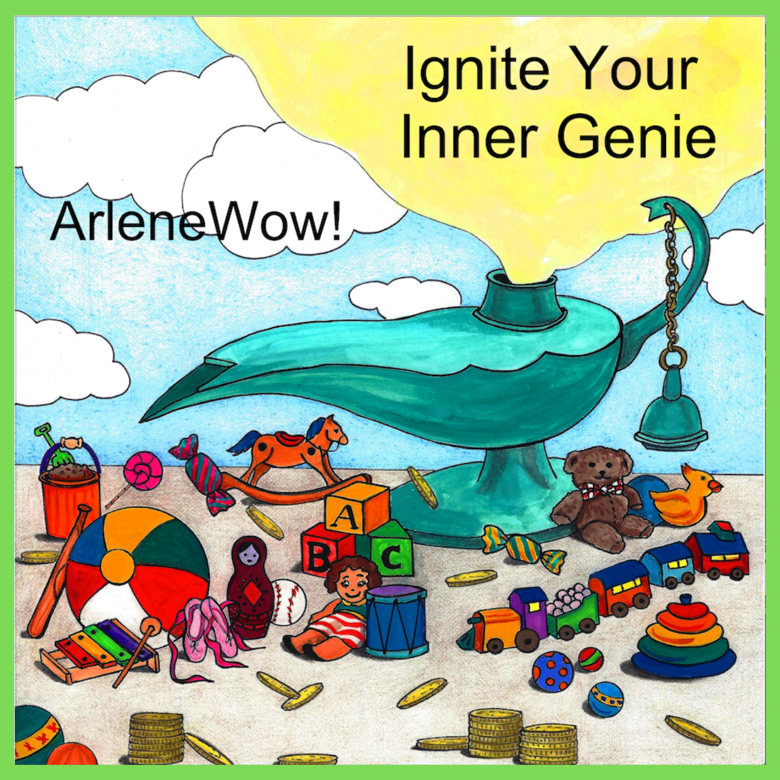 Ignite Your Inner Genie CD